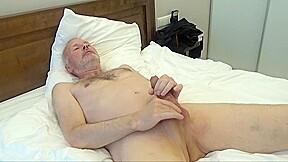 Wanking exhibitionist ulf larsen...