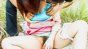 Crazy Japanese Chick In Adorable Jav Uncensored Outdoor Movie