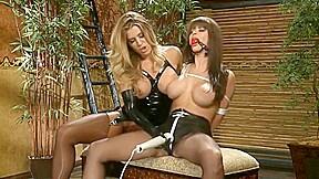 Top lesbians latex online...