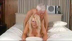 Man enjoying sex...