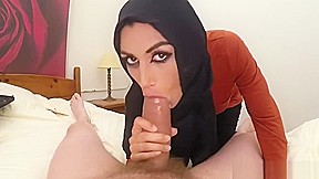 Arab school girl...