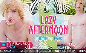 Johannes lars in lazy afternoon...