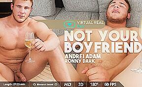 Andrei adam ronny dark in not your boyfriend...