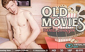 Daniel johnson in old movies...