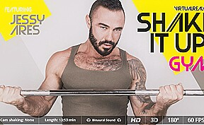 Jessy ares in sexlikereal gay...