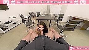 Vrb trans determined boss picks up her...