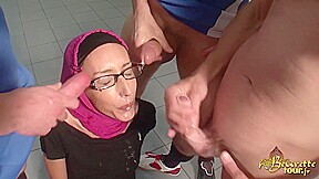 Arabic Babe Gets Anal And Double Penetration