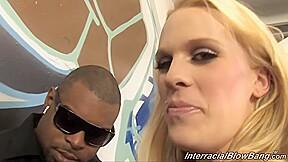 Insatiable blonde heidi mayne had with jon jon...
