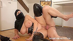 Slutty With Niqab Punishes Her Boy Full Video Site In Video