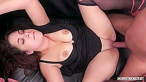 Brunette tiphanie bend over and get fucked until...