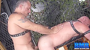 Breedmeraw tattooed jay ricci and bareback hammered...
