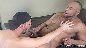 Hairyandraw with ray diesel and alex mason...