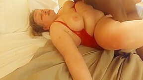 Wife getting fucked by bbc...