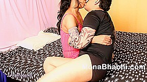 Valentine special porn role play sex clear hindi...