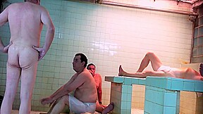 Sauna scene 3...