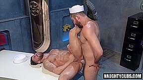 Latino homosexual 18 year olds sailers stripping and...