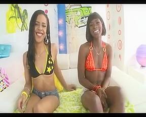 Ebony anal adventure...