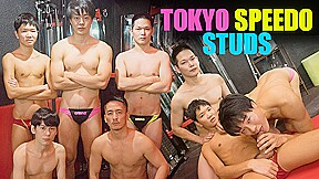 Tokyo speedo studs...
