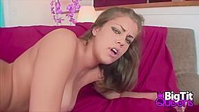 Breasts a huge dick...