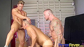 Peterfever asian anal sean duran and bryce evans...