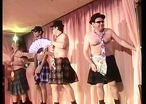 Gay full monty...