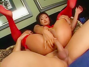 Submissive Young Slutty With Excellent Little Breasts Chokes On Dick Before Anal