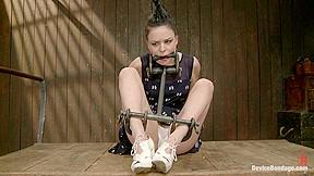 Juliette march insatiable bondage whore...