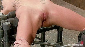 Micah moore oiled bent fucked and fucked hard...