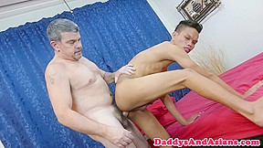 Assfucking asian bottom...
