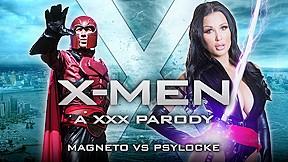 Patty michova danny d men psylocke vs magneto...