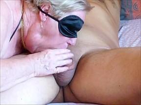 Granny long blowjob...