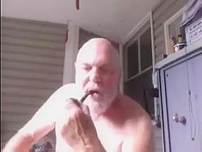 Naked webcam show...