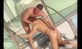 Hot brazilian couple...