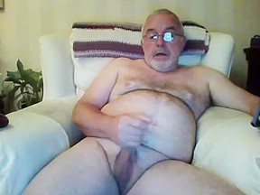 Naked british daddy...