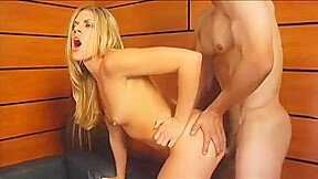 Exotic best anal video...