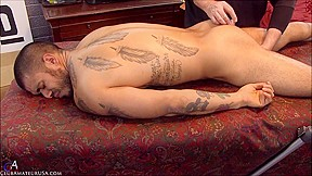 Casey whips out the for straight boy izzy...