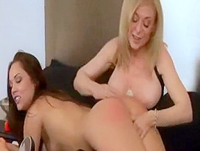 Lesbian cunnilingus...