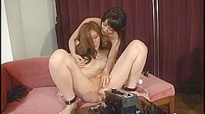 Japanese lesbians sm is ok but i need...
