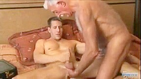 The younger stud in a hotel...