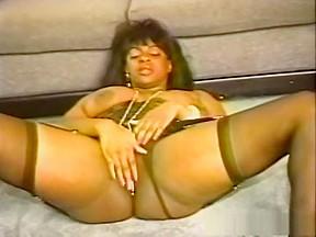 Exotic pornstar masturbation clip...