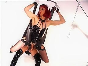 Best pornstar mistress alexandra in incredible shemale blonde...