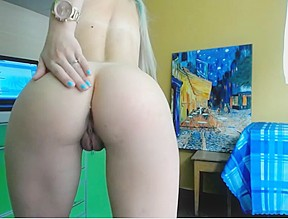 Hottest homemade skinny big butt porn clip...