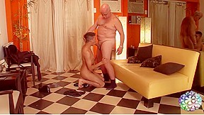 Exotic movie with blowjob daddies scenes...