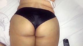 My bbw mexican girl ass fondled...