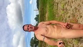 Nudist naked...