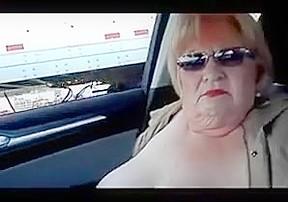 Flashing and masturbating in car...