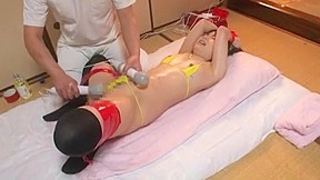 Massage stockings...