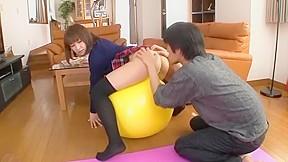 Horny yukiko suo in fabulous solo girl close...