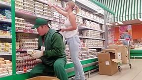 Supermarket...