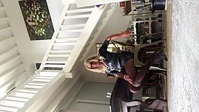 Travesti tv crossdresser pantyhose...